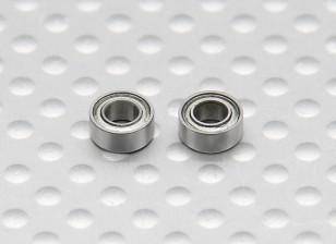 Turnigy FBL100 cuscinetto a sfere 6x3x2.5mm (2pcs / bag)