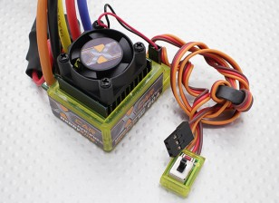 HobbyKing® ™ X-Car 60A Brushless auto ESC (sensored / sensorless)