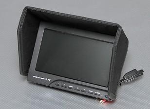 7 pollici 800 x 480 TFT LCD Monitor FPV con retroilluminazione a LED FieldView 777