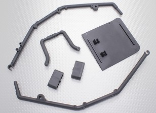 Roll-bar & Roof Set - A2033