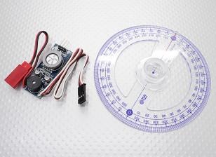Gas Engine CDI accensione di prova e Setup Tool Timing - Include albero motore Degree Wheel