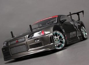 1/10 HobbyKing® ™ Mission-D 4WD GTR Drift Car (ROLLER KIT)