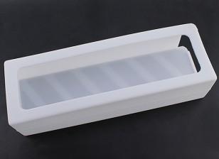 Turnigy morbido silicone Lipo Batteria Protector (3600-5000mAh 5S bianco) 155x52x38.5mm