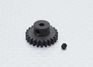 23T / 3,17 millimetri 32 Pitch acciaio temperato pignone