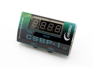Corona S.Bus scheda di programmazione CSBP-1