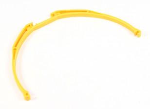 Multi rotore Carro 190x310mm (giallo)