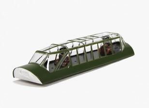Durafly ™ Messerschmitt Bf.110 - Sostituzione Canopy