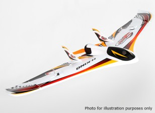 HobbyKing® ™ Mini di Sonic volanti Ala EPO 588 millimetri w / Motore (ARF)