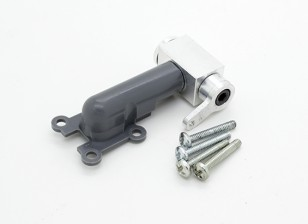 Cox .049 Throttle conversione
