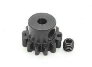 13T / 3,175 millimetri M1 acciaio temperato pignone (1pc)