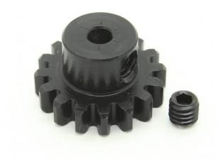 16T / 3,175 millimetri M1 acciaio temperato pignone (1pc)
