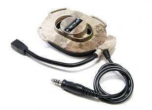 Z Tactical Z027 zBowman Elite II tattica Cuffia (A-TACS)