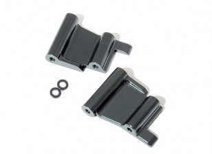 Servo Mount set (in alluminio) - Speed ​​Passion SP-1 1/10 F1