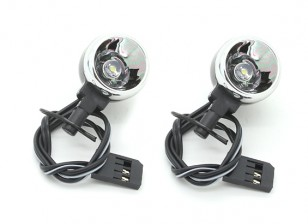 luce a LED - Nitro Circus Basher scala 1/8 Monster Truck (2 pezzi)