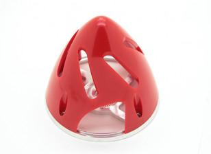 Turnigy Turbo Spinner (82 millimetri) Red