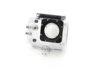 Custodia impermeabile - Camera Turnigy ActionCam 1080P Video Full HD