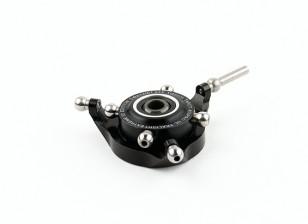 Tarocchi 450 PRO CCPM metallo ultraleggero Swashplate - Nero (TL45026)
