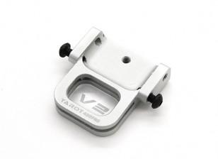 Tarot 450 Pro / Pro V2 DFC metallo inferiore Canopy Mount - argento (TL2426)