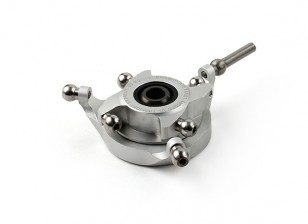 Tarocchi 450 PRO DFC / CCPM metallo ultraleggero Swashplate - argento (TL48030-03)