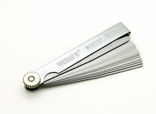 Spessimetro - Set di 14 (0,05 ~ 1,00 mm)