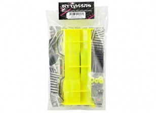 Bittydesign Stealth Ala per tutti 1/8 Buggy / Truggy (giallo)