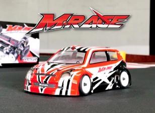 BSR corsa M.RAGE 1/10 4WD M-Chassis (Kit Un-assemblato)