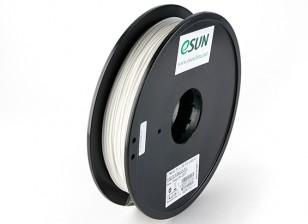 Stampante 3D ESUN filamento bianco 1,75 millimetri PLA 0.5KG Spool