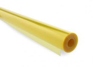 Coprendo pellicola trasparente giallo (5MTR) 203