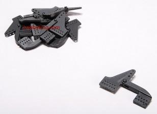 Heavy Duty Arms (10pcs / bag)