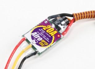 Afro ESC 20Amp OPTO Multi-rotore del motore regolatore di velocità (SimonK Firmware)