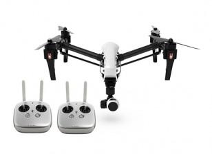 DJI T600 Inspire 1 Quadcopter w / Camera 4K, 3-Axis giunto cardanico e doppi trasmettitori