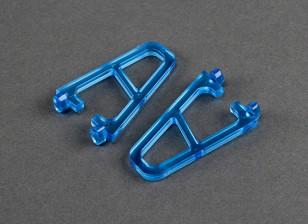 carrello di atterraggio per FPV250 V4 fantasma Edition Blue (2 pezzi)