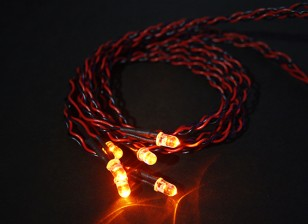 MrRC suoni 6 LED Gun Set Luce