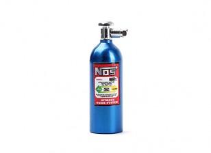 NZO NOS bottiglia di stile del peso di equilibrio 35g - Blu