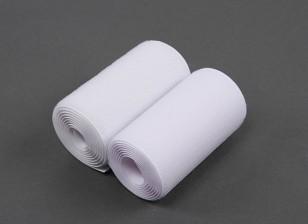 Hook poliestere e Loop Velcro (100mm x 1m)