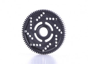 Design Revolution 48DPX 72T R2 Precision Spur Gear