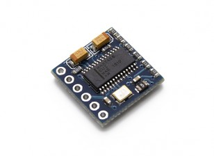 Screen Display Micro Minim (OSD) con KV squadra Mod