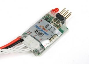 FrSky intelligente Port RPM e sensore di temperatura