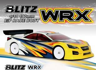 BLITZ WRX Race corpo (190 millimetri) (0,8 millimetri) EFRA 4028
