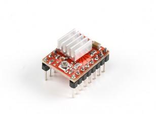 A4988 driver del motore passo Modulo per la stampante 3D con dissipatore di calore