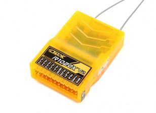 OrangeRx R1020X V2 10CH 2.4GHz DSM2 / DSMX Comp Full Range Rx w / Sat, Div Formica, F / Safe & SBUS