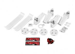 ImmersionRC - Vortex 250 PRO Kit Pimp (bianco)