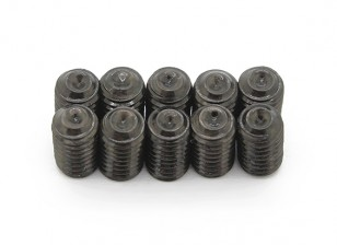 Metallo Grub vite M5x8-10pcs / set