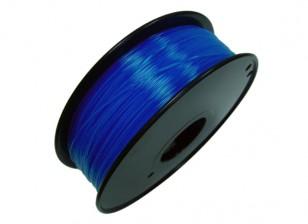Dipartimento Funzione 3D filamento stampante 1,75 millimetri PLA 1KG spool (Royal Blue)