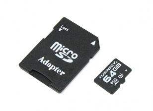 Turnigy 64GB U3 micro scheda di memoria SD (1pc)