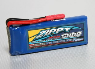 ZIPPY Flightmax 5800mAh 2S1P 30C