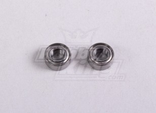 Ball Bearing 5 * 10 * 4mm (2Pc / Bag) - A2016T, A2030, A2031, A2031-S, A2032, A2033, A3002 e A3015