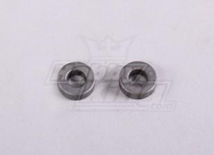 Metallo Boccola 6x12x4mm (2pcs / bag) - A2016