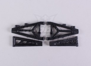 Anteriore / posteriore superiore e inferiore Susp.Arms Set - A2016T