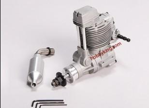 ASP FS180AR quattro tempi Motore di incandescenza
